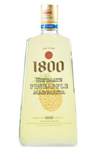 1800 Tequila Ultimate Margarita Pineapple 1.75l